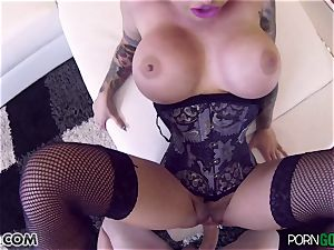 Christy Mack is brilliant and does what ever you want