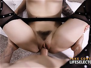 LifeSelector dirty tear up Tales