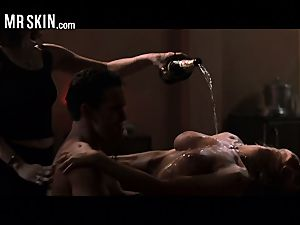 super-steamy Celebs Pop Champaign And Get nailed