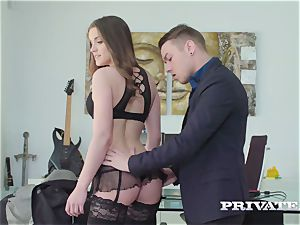 Evelina Darling, addicted to underwear and and anal invasion hump