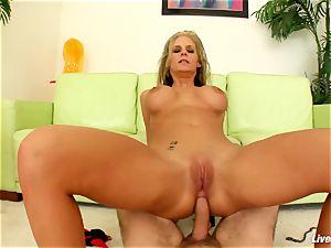 LiveGonzo Phoenix & Riley anal Wifes orgy soiree