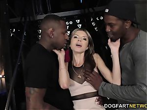 Gina Gerson bi-racial dp - cuckold Sessions