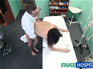 FakeHospital mind-blowing Russian Patient needs massive stiff knob