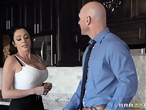 Ariella Ferrera and Nicolette Shea porked rock-hard