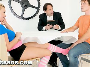 BANGBROS - Devine Intervention featuring Bailey Brooke!