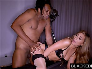 BLACKEDRAW fashionable hot wife wrecked by bbc