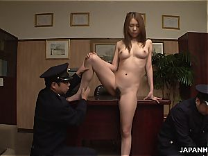 nude chinese prisoner tormented