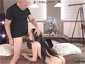 unexperienced old boy internal cumshot and guy fuck compeer s sis Vacation in mountains