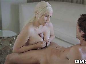 lovable congenital hotty Kylie Page with ginormous knockers
