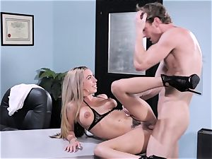 splatter Class Sn 1 with Kat Dior and Anna Bell Peaks