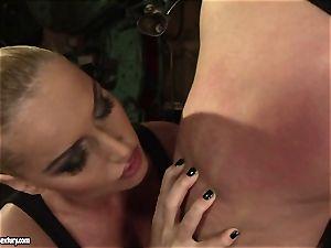 Kathia Nobili biotch use lash to a crazy babe