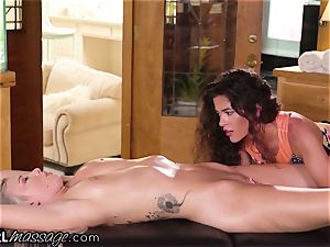 AllGirlMassage Clitoral massage truly Helps With ache