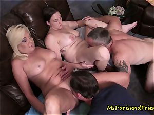 Ms Paris Rose in vag, Maid to Order