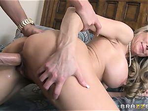 Brandi love trains her stepson a lesson