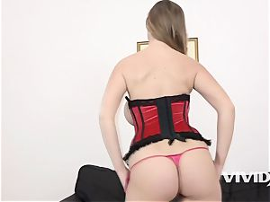 Vivid.com - Sandwich my trunk between Suzies knockers