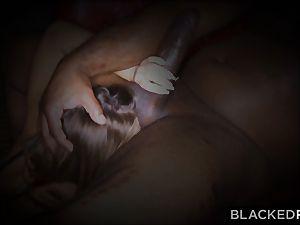 BLACKEDRAW I can't help it, he's so phat in my rump