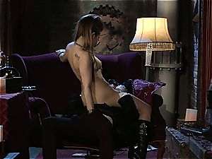 Dani Daniels implementing cogs and knobs in her steampung dream