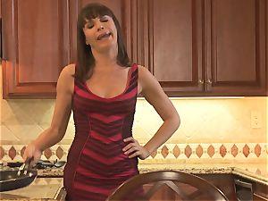 Dana DeArmond seduced by yoga tutor Sabrina Starr