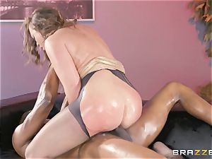 Maddy OReilly deep interracial plumb