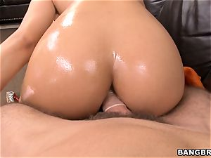 Abella Anderson rammed in her cooter
