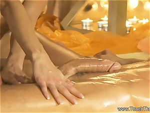 Twisty forearm motility massage