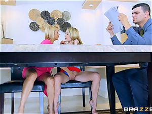 cootchie joy with Alexis Fawx and Molly Mae