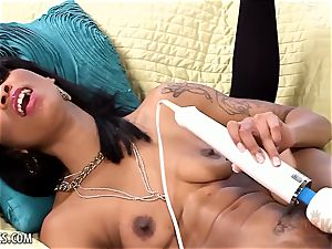 September Reign is in electro-hitachi heaven