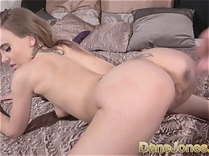 Dane Jones super-naughty brit nympho pov blowjob