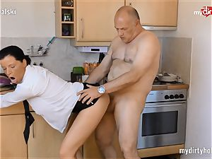 My dirty leisure activity – Egon-Kowalski daddy with a fuckpole