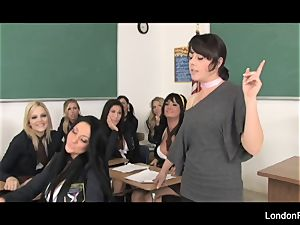 student bang-out featuring London Keyes and more!