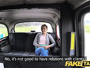 fake taxi lovely puny teen gets free rail