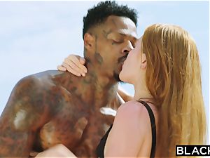 BLACKED big black cock longing crimson Head Gets dominated On Vacation