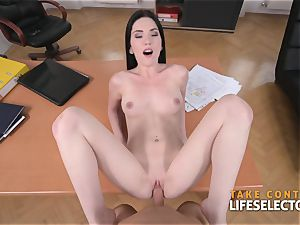Mia Evans - Office tear up Time