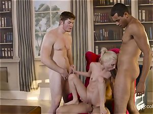 Piper Perri - Enough to work - it's time for gangbang