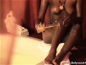 sexy brown-haired erotic honey